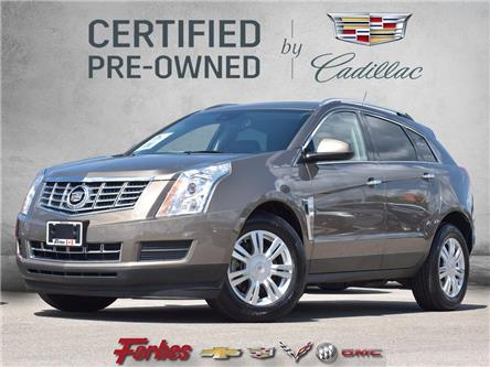 2015 Cadillac SRX Luxury (Stk: 534659) in Waterloo - Image 1 of 24