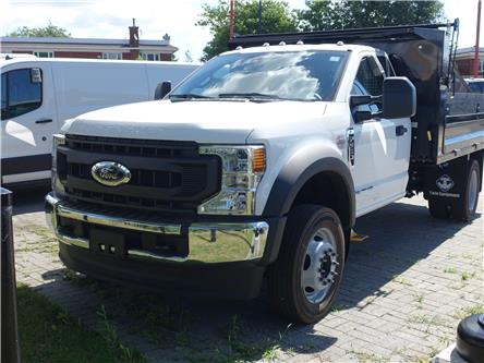 2020 Ford F-550 Chassis  (Stk: 2007020) in Ottawa - Image 1 of 11