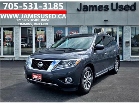 2013 Nissan Pathfinder SL (Stk: N20295A) in Timmins - Image 1 of 16