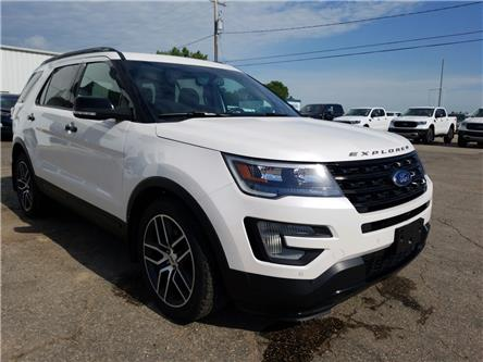 2016 Ford Explorer Sport (Stk: 20U136) in Wilkie - Image 1 of 26