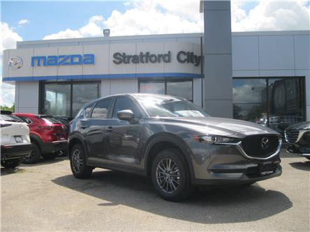 2020 Mazda CX-5 GS (Stk: 20062) in Stratford - Image 1 of 13