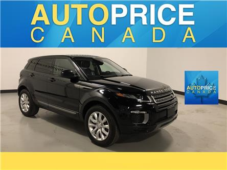 2017 Land Rover Range Rover Evoque SE (Stk: DD13) in Mississauga - Image 1 of 28