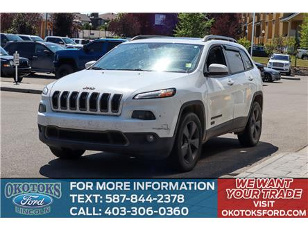 2016 Jeep Cherokee North (Stk: LK-73A) in Okotoks - Image 1 of 13