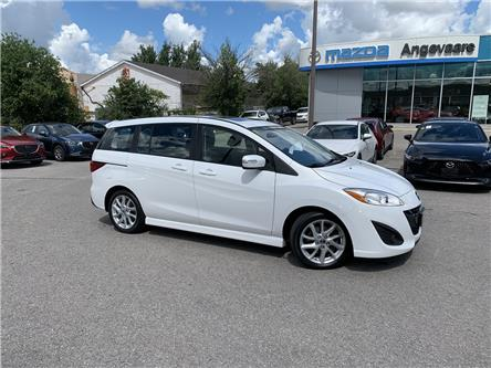 2016 Mazda Mazda5 GT (Stk: L8116AA) in Peterborough - Image 1 of 14
