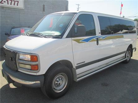 2001 GMC Savana SLE (Stk: P37906) in Saskatoon - Image 1 of 22