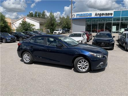 2014 Mazda Mazda3 GS-SKY (Stk: L8208A) in Peterborough - Image 1 of 13
