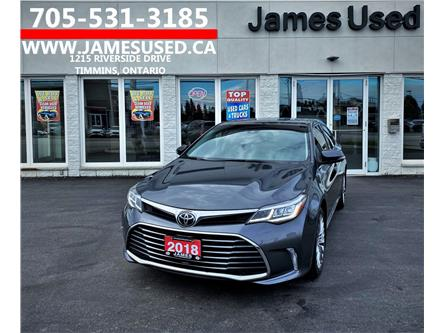 2018 Toyota Avalon Limited (Stk: N19282A) in Timmins - Image 1 of 16