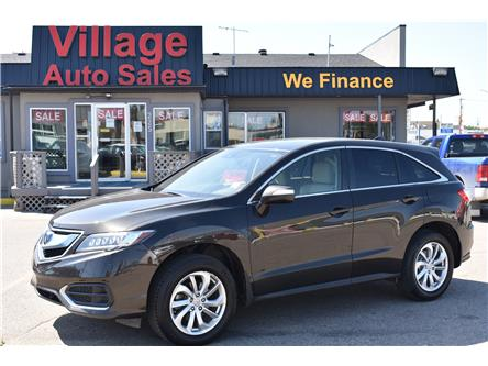 2016 Acura RDX Base (Stk: P37924) in Saskatoon - Image 1 of 29