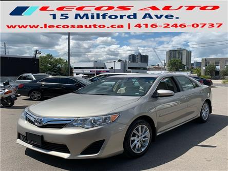 2014 Toyota Camry LE (Stk: 362559) in Toronto - Image 1 of 12