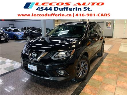 2016 Nissan Rogue SL Premium (Stk: 886430) in Toronto - Image 1 of 18