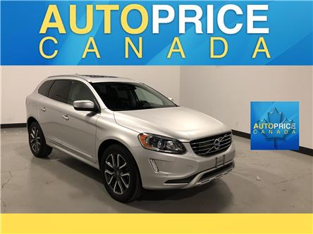 2017 Volvo XC60 T5 Special Edition Premier (Stk: W2004) in Mississauga - Image 1 of 28