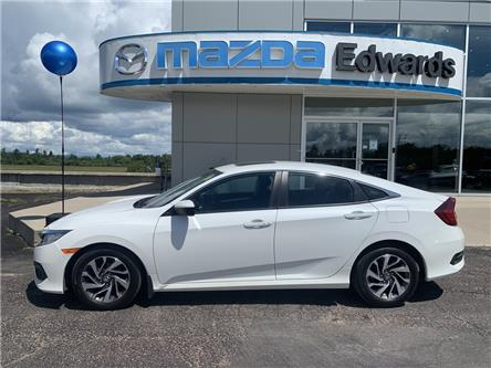 2017 Honda Civic EX (Stk: 22348) in Pembroke - Image 1 of 10