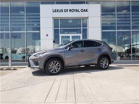 2020 Lexus NX 300 Base (Stk: L20417) in Calgary - Image 1 of 10