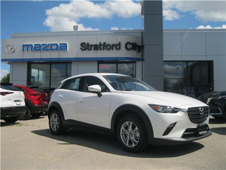 2020 Mazda CX-3 GS (Stk: 20068) in Stratford - Image 1 of 13