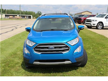 2018 Ford EcoSport Titanium (Stk: KT055B) in Rocky Mountain House - Image 1 of 27