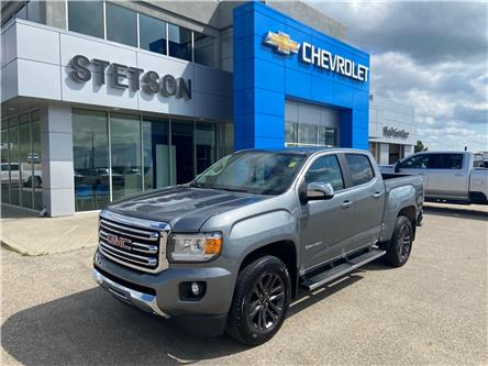 2018 GMC Canyon SLT (Stk: P2615) in Drayton Valley - Image 1 of 18