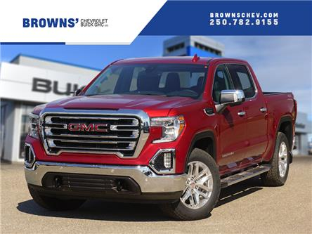 2020 GMC Sierra 1500 SLT (Stk: T20-1389) in Dawson Creek - Image 1 of 16