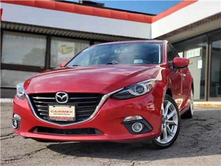 2015 Mazda Mazda3 GT (Stk: 1909427) in Waterloo - Image 1 of 26