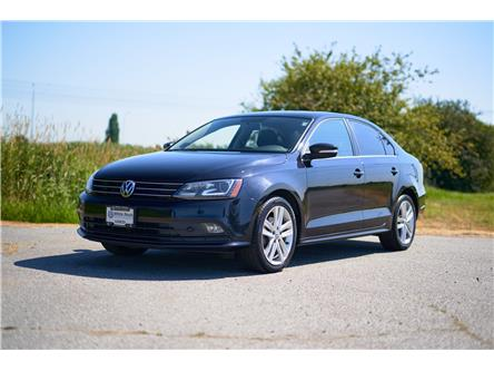 2015 Volkswagen Jetta 2.0 TDI Highline (Stk: VW1134B) in Vancouver - Image 1 of 19