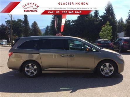 2013 Honda Odyssey Touring (Stk: D-4808-A) in Castlegar - Image 1 of 25