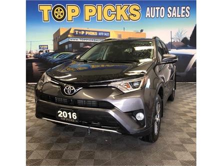 2016 Toyota RAV4 XLE (Stk: 480789) in NORTH BAY - Image 1 of 26
