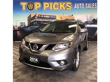 2014 Nissan Rogue SL (Stk: 777596) in NORTH BAY - Image 1 of 29
