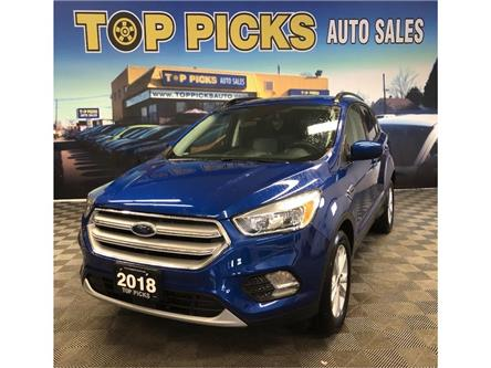 2018 Ford Escape SE (Stk: A05524) in NORTH BAY - Image 1 of 28