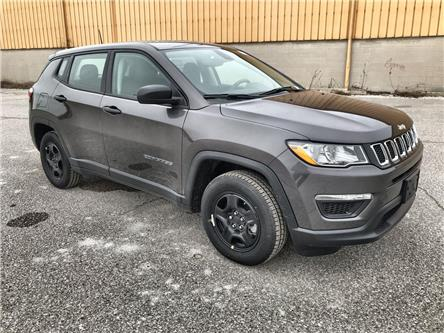 2020 Jeep Compass Sport (Stk: 2351) in Windsor - Image 1 of 12