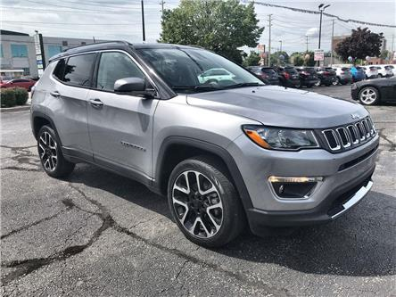 2019 Jeep Compass Limited (Stk: 45207) in Windsor - Image 1 of 14