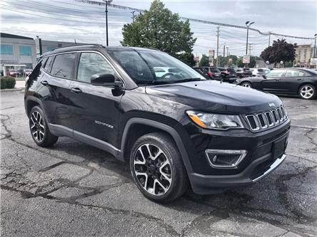 2019 Jeep Compass Limited (Stk: 45209) in Windsor - Image 1 of 14