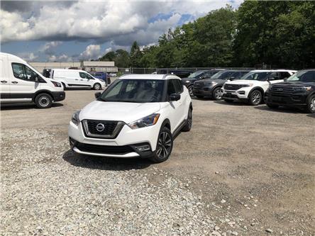 2019 Nissan Kicks SR (Stk: 19-57044RH) in Barrie - Image 1 of 17