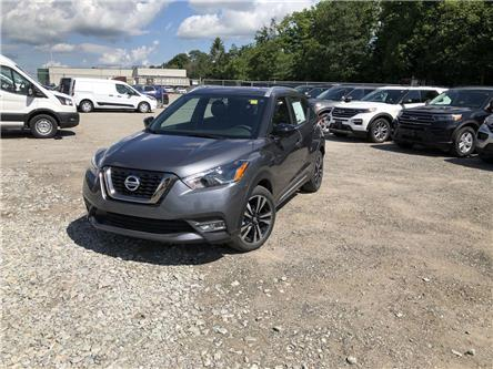 2019 Nissan Kicks SR (Stk: 19-66708RH) in Barrie - Image 1 of 17