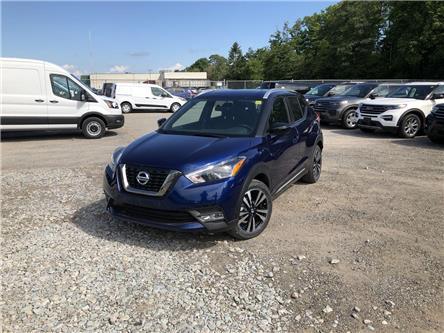 2019 Nissan Kicks SR (Stk: 19-58822RH) in Barrie - Image 1 of 17
