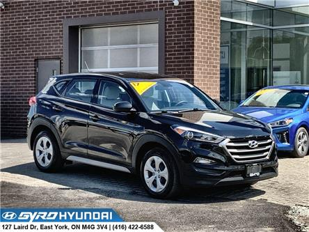 2017 Hyundai Tucson Base (Stk: H5900) in Toronto - Image 1 of 28