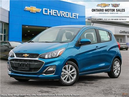 2020 Chevrolet Spark 1LT Manual (Stk: 0476803) in Oshawa - Image 1 of 27