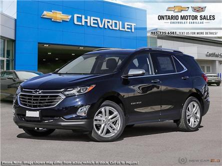 2020 Chevrolet Equinox Premier (Stk: 0257976) in Oshawa - Image 1 of 26
