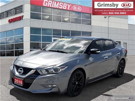 2016 Nissan Maxima  (Stk: N3826B) in Grimsby - Image 1 of 25