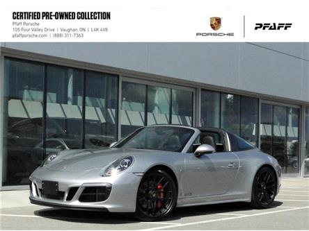 2018 Porsche 911 Targa 4 GTS PDK (Stk: U8871) in Vaughan - Image 1 of 22