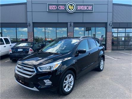 2017 Ford Escape SE (Stk: 3687C) in Thunder Bay - Image 1 of 16