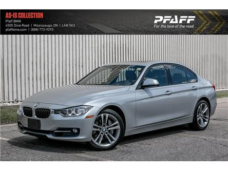 2013 BMW 335i xDrive (Stk: U5895A) in Mississauga - Image 1 of 20