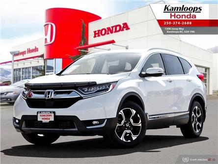 2017 Honda CR-V Touring (Stk: 14827A) in Kamloops - Image 1 of 25