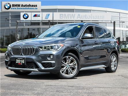 2016 BMW X1 xDrive28i (Stk: P9510) in Thornhill - Image 1 of 26