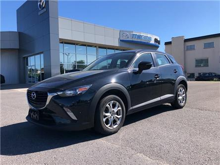 2018 Mazda CX-3 GS (Stk: 20P031) in Kingston - Image 1 of 2