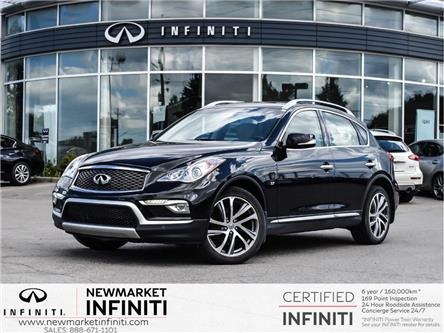 2016 Infiniti QX50 Base (Stk: UI1344) in Newmarket - Image 1 of 28