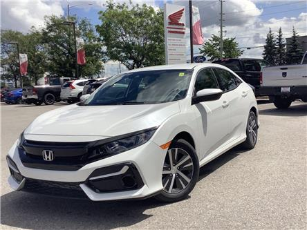 2020 Honda Civic LX (Stk: 20069) in Barrie - Image 1 of 20