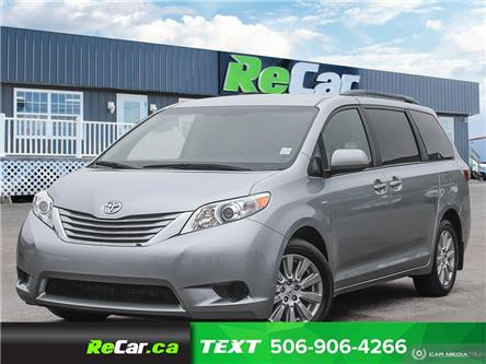 2017 Toyota Sienna LE 7 Passenger (Stk: 200915A) in Fredericton - Image 1 of 21