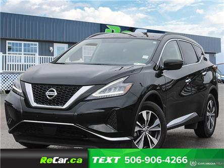 2019 Nissan Murano SV (Stk: 200901A) in Fredericton - Image 1 of 22