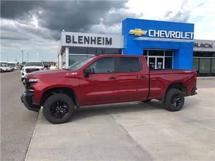 2019 Chevrolet Silverado 1500 LT Trail Boss (Stk: DL213A) in Blenheim - Image 1 of 17