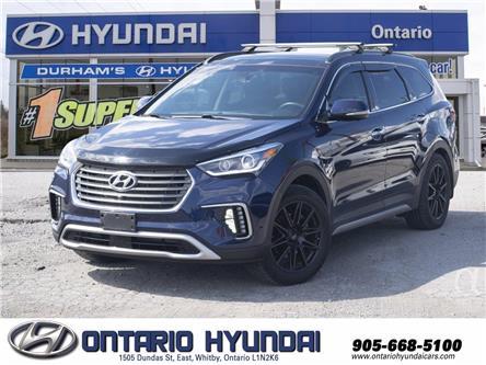 2018 Hyundai Santa Fe XL Ultimate (Stk: 82053K) in Whitby - Image 1 of 21