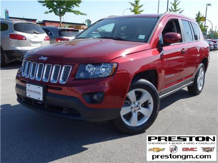2014 Jeep Compass Sport/North (Stk: 0201841) in Langley City - Image 1 of 27